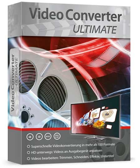 Video Converter Ultimate - Box