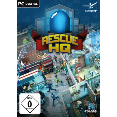 Rescue HQ - The Tycoon - ESD
