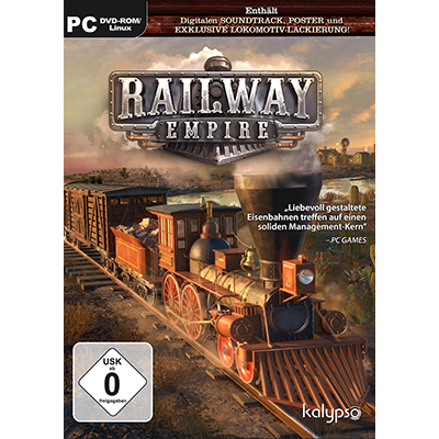 Railway Empire The Great Lakes - DLC - ESD