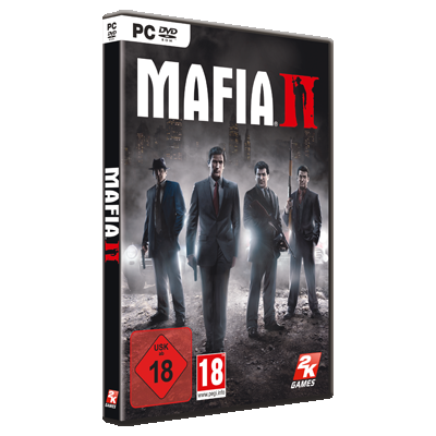 Mafia II - USK 18 - ESD