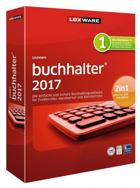 Lexware buchhalter 2017 - Jahresversion (365-Tage)