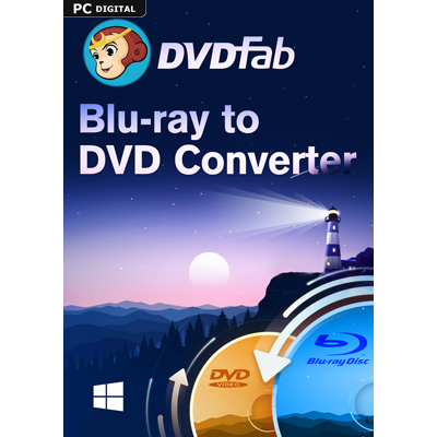 DVDFab Blu-ray to DVD Converter (24 Monate) - ESD