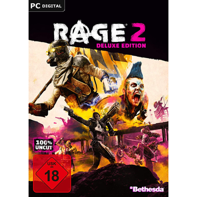 RAGE 2 Deluxe Edition - USK 18 - ESD