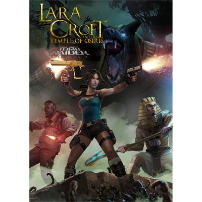 LARA CROFT AND THE TEMPLE OF OSIRIS Legend Pack - DLC - ESD