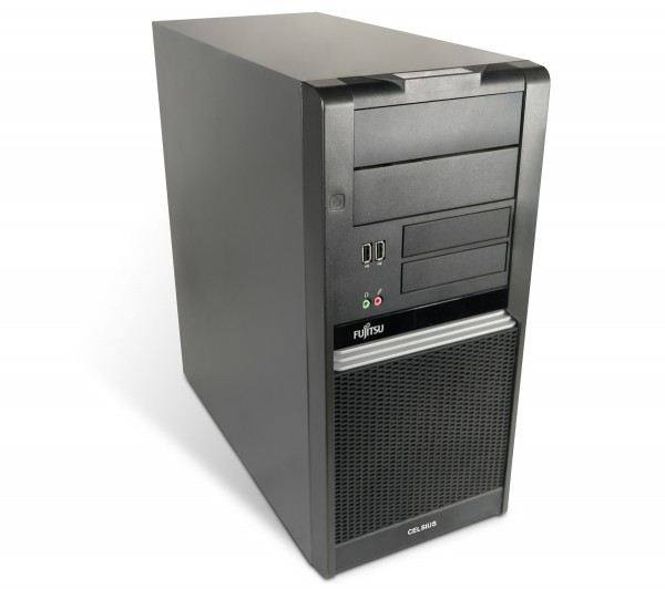 Fujitsu Celsius W370 Tower PC Computer - Intel Celeron-E3300 2x 2,5 GHz