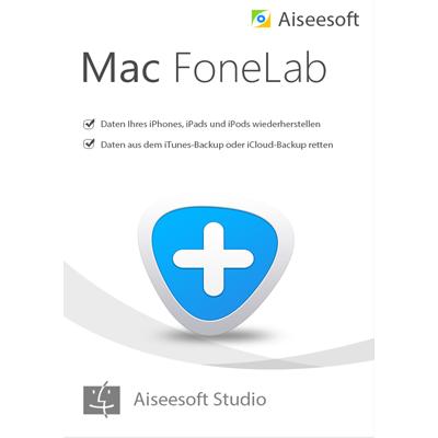FoneLab - iPhone Data Recovery Mac - ESD