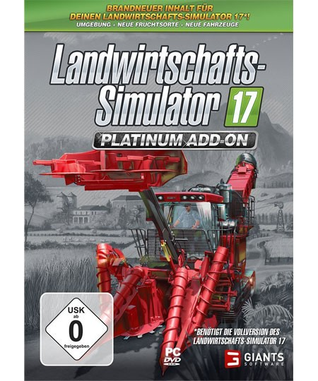 Landwirtschafts-Simulator 17: Platinum - add-on