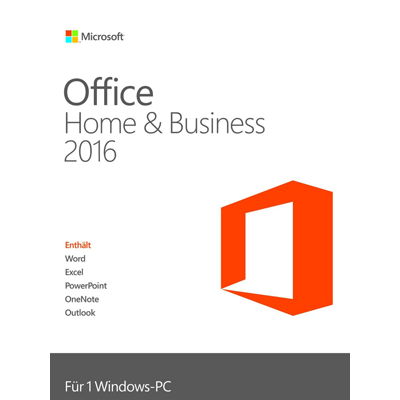 Office Home and Business 2016 - ESD