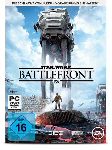 Star Wars: Battlefront Day One Version Import AT - PC