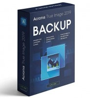 Acronis True Image 2019 - 1 (PC/Mac) - Box