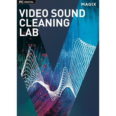 Magix Video Sound Cleaning Lab - ESD