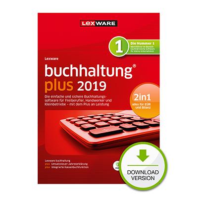 Lexware buchhaltung plus 2019 - ESD