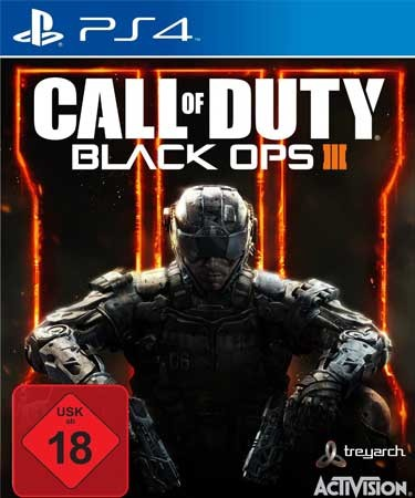 Call of Duty: Black Ops III - PS4 - USK 18