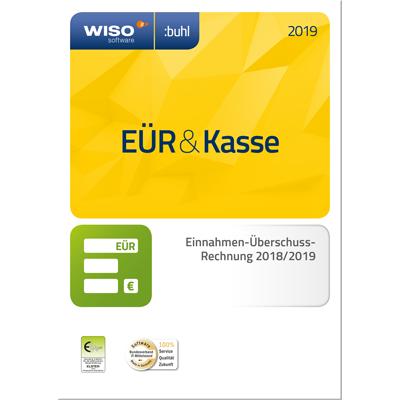 WISO EÜR & Kasse 2019 - ESD