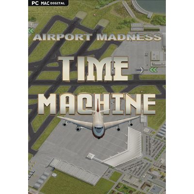 Airport Madness: Time Machine - ESD