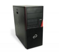 Fujitsu Esprimo P720 Tower PC Computer - Intel Core i3-4130 2x 3,4 GHz
