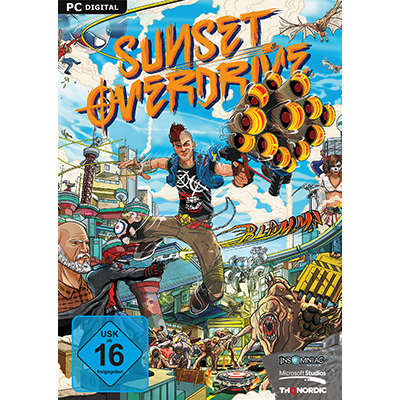 Sunset Overdrive - ESD