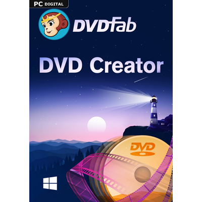 DVDFab DVD Creator (24 Monate) - ESD