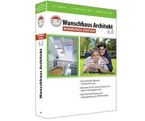 3D Wunschhaus Architekt 6.0 Wohnungs-Edition