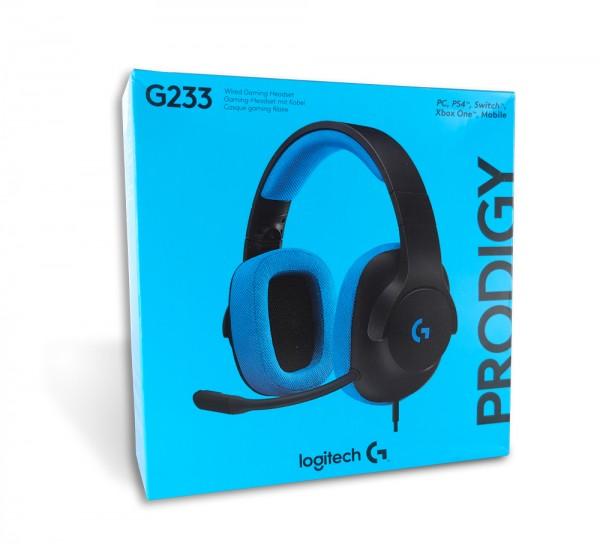 Logitech G233 Prodigy Gaming-Headset