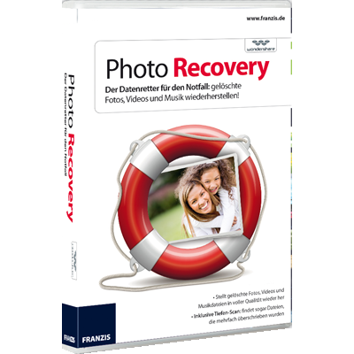 Photo Recovery - ESD