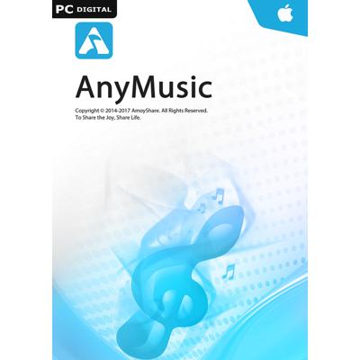 AnyMusic für Mac - 1 Jahr Laufzeit - ESD