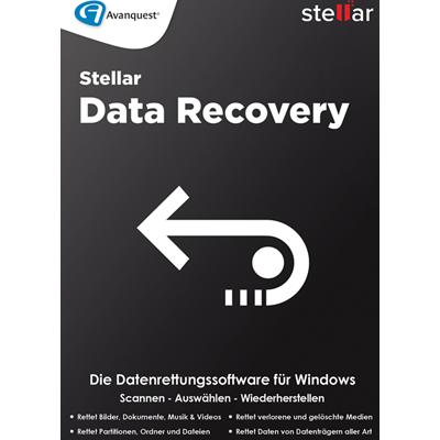 Stellar Windows Data Recovery 8 Standard - ESD