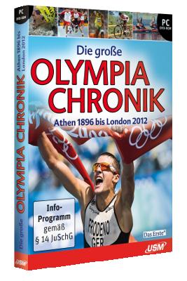 Die große Olympia Chronik 2012 - ESD