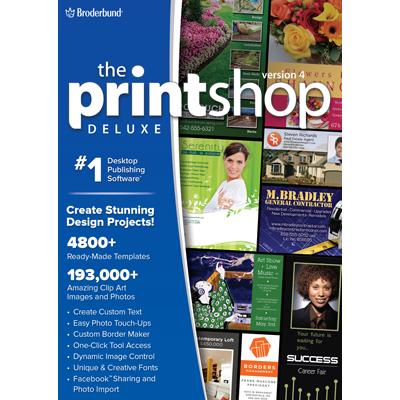 Printshop 4 Deluxe - ESD