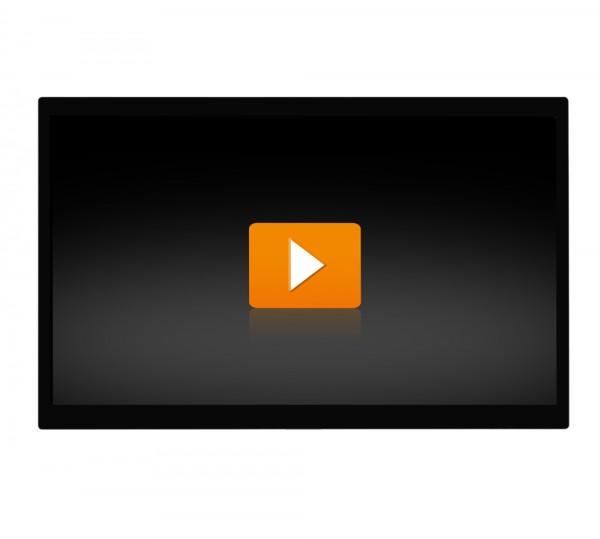 22 Zoll TFT Flachbildschirm Monitor - nach Lagerbestand - ohne Fuß / B-Ware