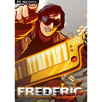 Frederic Evil Strikes Back - ESD