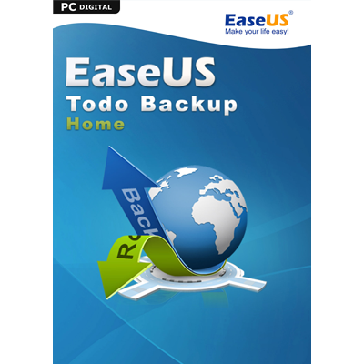 EaseUS Todo Backup Home 11.5 - ESD