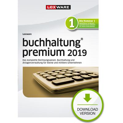 Lexware buchhaltung premium 2019 - ESD