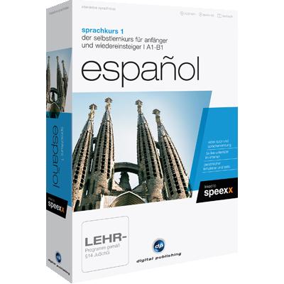 Sprachkurs 1 Español - ESD