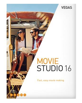 Vegas Movie Studio 16 - ESD