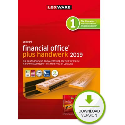 Lexware financial office plus handwerk 2019 - ESD