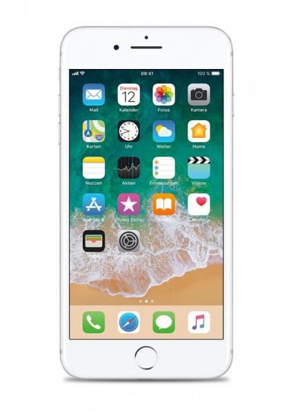 Apple iPhone 7 Plus - 32 GB LTE / 4G - 5,5 Zoll Smartphone - Weiß / Silber - B-Ware