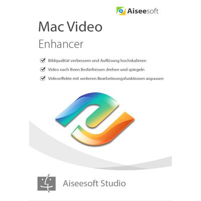 Aiseesoft Video Enhancer Mac - Lebenslange Lizenz - ESD