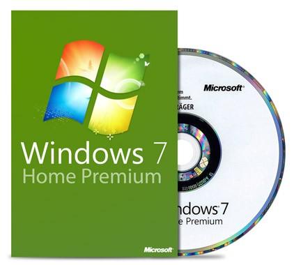 Windows 7 Home Premium 32 – Polnisch