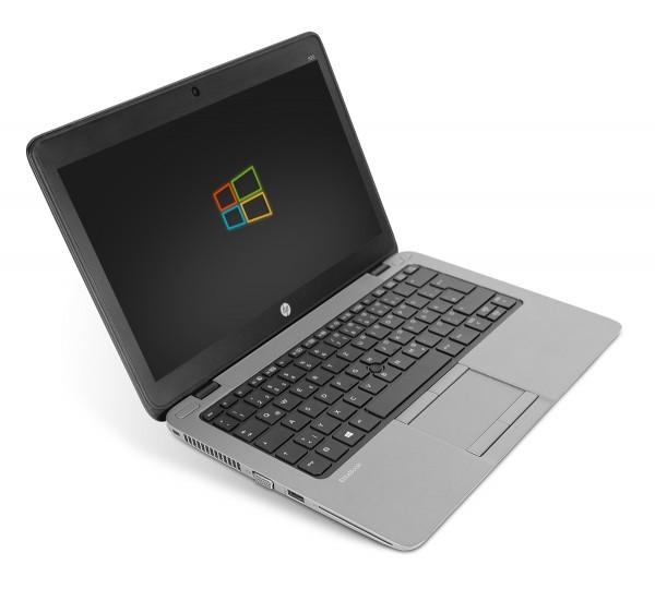 HP EliteBook 820 G3 12,5 Zoll Laptop Notebook - Intel Core i7-6500U 2x 2,5 GHz WebCam
