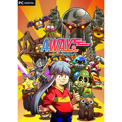 AWAY: Journey to the Unexpected - ESD