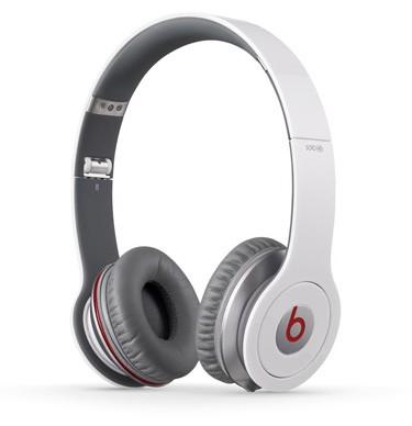 Beats by Dr. Dre Solo HD On-ear Kopfhörer Weiß OVP Refurbished