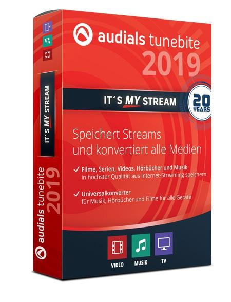 Audials Tunebite 2019 Platinum – ESD
