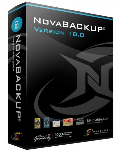 Nova BACKUP PC - 18