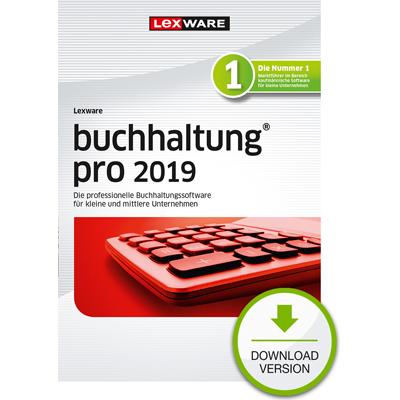 Lexware buchhaltung pro 2019 - ESD