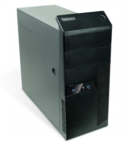 Lenovo ThinkCentre M93p Tower PC Computer - Intel Core i3-4130 2x 3,4 GHz