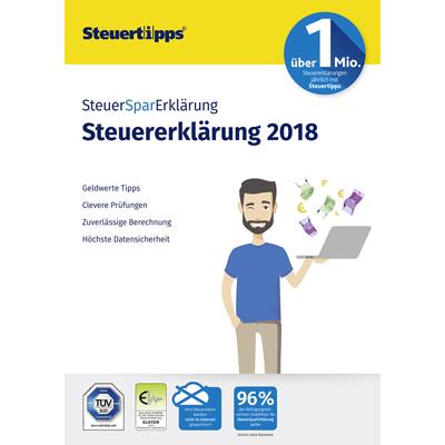 SteuerSparErklärung 2019 (für Steuerjahr 2018) - ESD