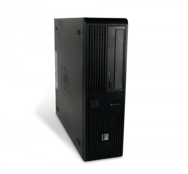 HP RP 5700 SFF PC Computer - Intel Core 2 Duo-E6400 2x 2,13 GHz
