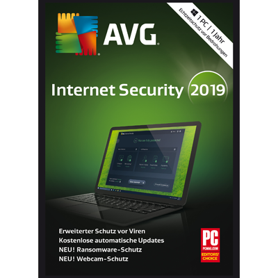 AVG Internet Security (2019) / 1 Jahr - ESD