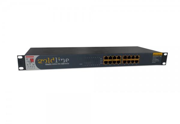 Compushack 16-Port - SWITCHline 16EL - 10/100 MBit Switch